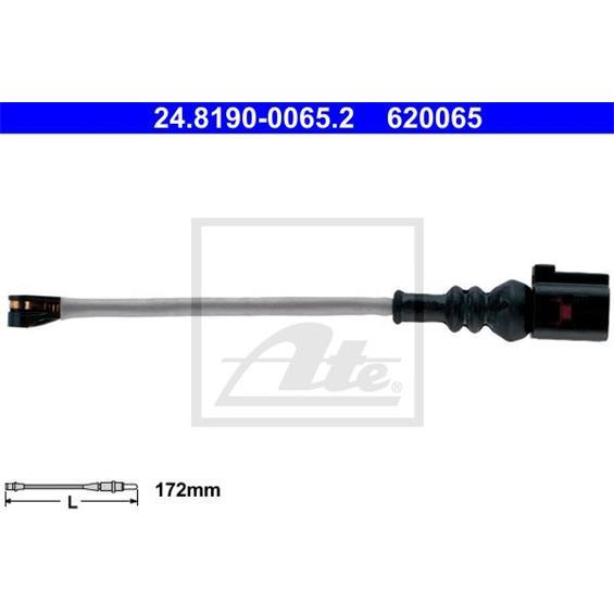 ATE 24.8190-0065.2 Warnkontakt Verschleißanzeiger für VW