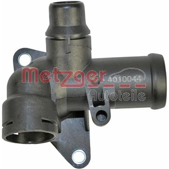 Metzger 4010044 refrigerante brida para Audi