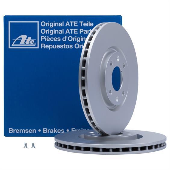 2x Bremsscheibe Bremse ATE 24.0126-0159.1