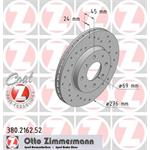 Zimmermann BS MITSUBISHI SPORT Coat Z
