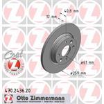 Zimmermann BS RENAULT/DACIA Coat Z