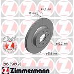 Zimmermann BS HYUNDAI Coat Z