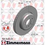 Zimmermann BS BMW (Vollgussausf.) Coat Z
