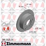 Zimmermann BS HYUNDAI/KIA Coat Z