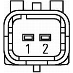 HELLA Sensor Raddrehzahl