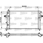 VALEO Kühler für Motorkühlung