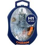 OSRAM Ersatzlampenbox Glühlampe 6er Set H1 12 V 55 W