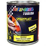 DUPLI COLOR Sprayplast Abziehlack schwarz glänzend 750ml