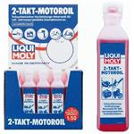 LIQUI MOLY 2 Takt Motoröl selbstmischend 100 ml