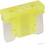 HERTH+BUSS ELPARTS Mini Flachstecksicherung 20 A 58 V 25 Stück