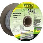 Petec Karo Band Butyl flach grau 20 mm x 16 m