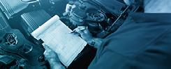 Service-/Inspektions-/Wartungsteile